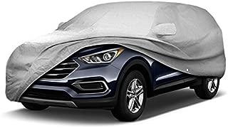 CarsCover Custom Fit 2013-2018 Hyundai Santa Fe Sport SUV Car Cover Heavy Duty All Weatherproof Ultrashield Covers