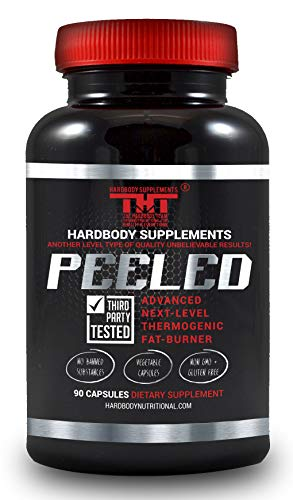 Peeled Thermogenic Fat Burner and Diet Pill for Men and Women review