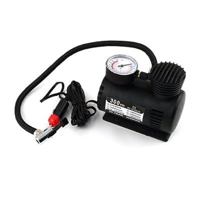 Smart Air Beds Electrical Air Bed Pump,Electric Air Pump 110V AC/12V DC Quick-Fill Pump( American Standard )