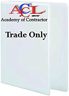 Contractor License Course C-33- PAINTING & DECORATING for CA. INCLUDES: TRADE ONLY material with INSTANT ONLINE ACCESS