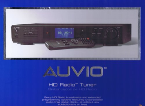 Big Save! Auvio HD Radio Tuner