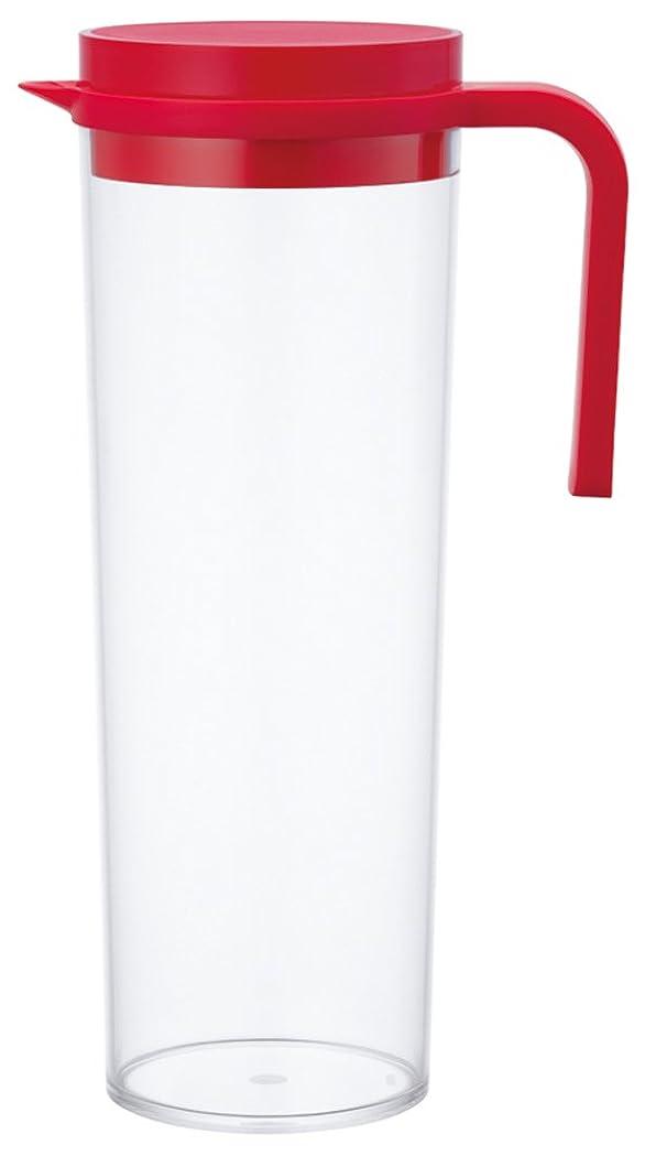 農村ラジエーター花瓶KINTO (キントー) ウォータージャグ プラグ レッド 22487