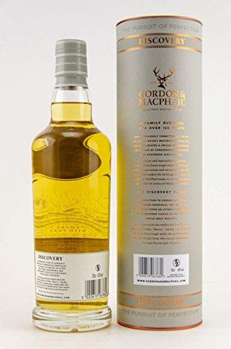 Gordon & Macphail Discovery Caol Ila 13 Year Old Single Malt Scotch Whisky, 70 cl, *DCCAOL-13-43-70-6