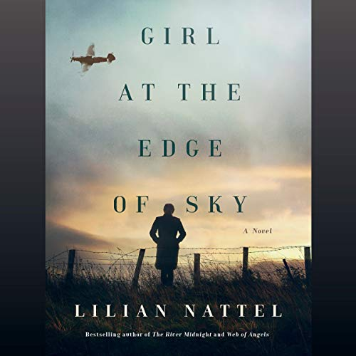 Girl at the Edge of Sky cover art