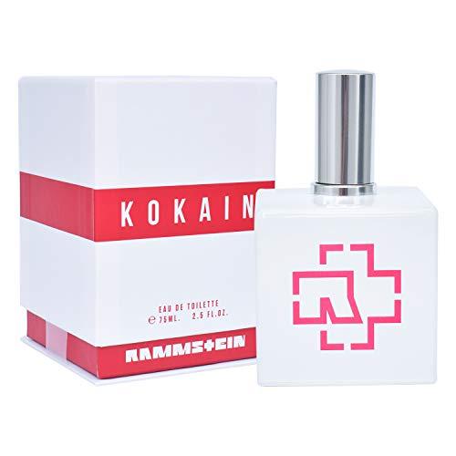 Rammstein KOKAIN 75 ml Eau de Toilette Spray for MAN & WOMAN Unisex…