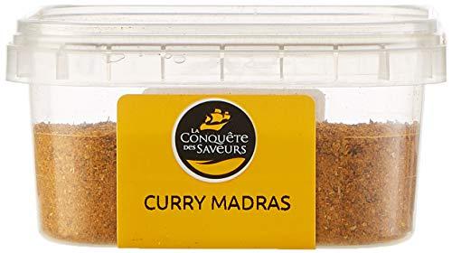 La Conquête des Saveurs Curry Madras 55 g