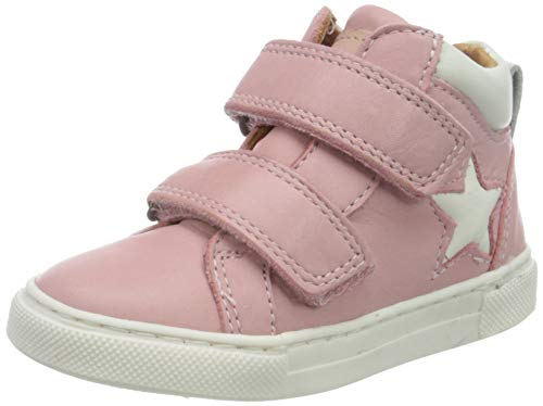 Bisgaard Mädchen Jacob Hohe Sneaker, Pink (Rosa 1606), 35 EU