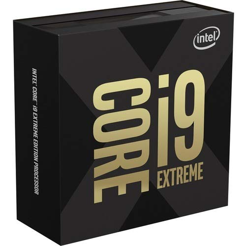 Intel Core i9 i9-10980XE Octadeca-core (18 Core) 3 GHz Processor - 24.75 MB Cache - 4.60 GHz Overclocking Speed - 14 nm - 165 W - 36 Threads