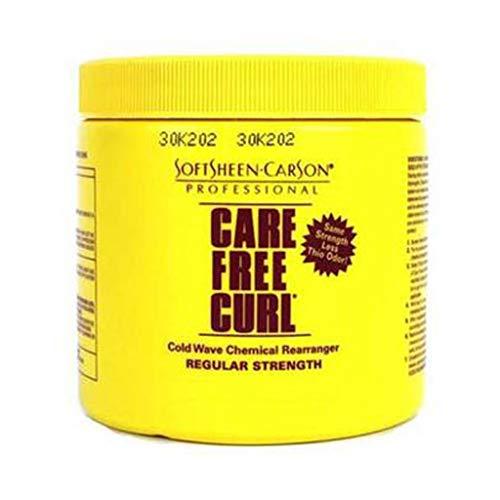 Softsheen Carson Care Free Curl Rearranger, Regular, 14.1 Ounce
