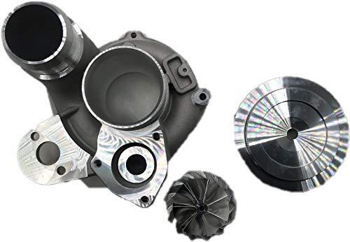 Turbo Lab America N56 50 x 65 mm Billet Compressor Wheel + Housing Upgrade Ko3 Ko4 K03 K04 For Mini Cooper
