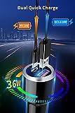 Zoom IMG-2 trasmettitore fm bluetooth per veicoli