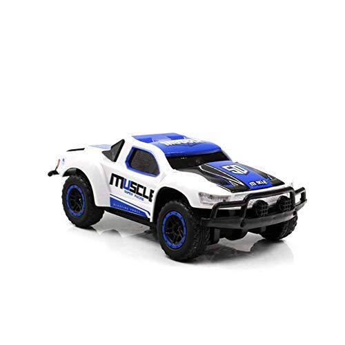 RC Auto kaufen Monstertruck Bild 3: Aandyou Ferngesteuertes Auto, 2,4Hz RC-Auto 4WD Elektronischer Geländewagen,Funkgesteuertes Auto Monster Truck Off-Road-Auto*