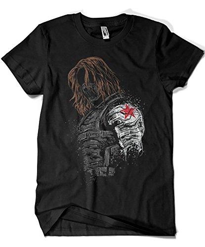 Camisetas La Colmena 2015-Parodie Winter Soldier (Dr.Monekers)