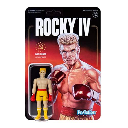 Rocky Reaction Figure - Ivan Drago