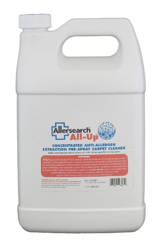 All-Up Concentrated Anti-Allergen Carpet Spot Spray 1 Gallon (128 Oz.)