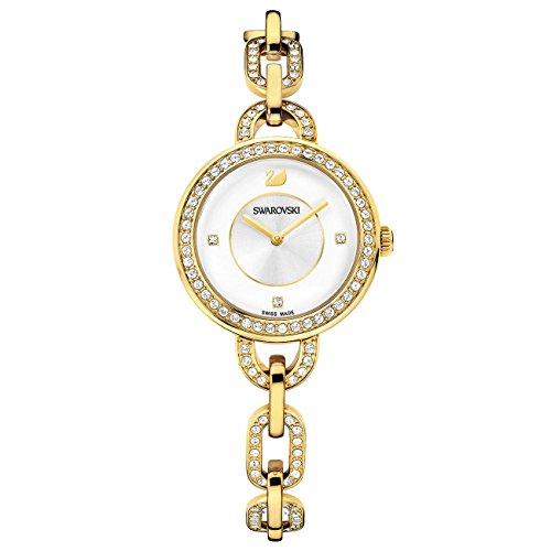 Swarovski Reloj analogico para Mujer de Cuarzo con Correa en...