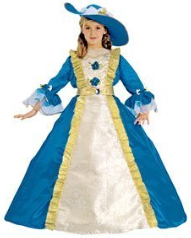 Blau Princess - Large 12-14 by Dress Up America