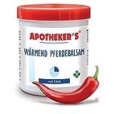 Stolz GmbH Pferdebalsam wärmend mit Chili 500ml...