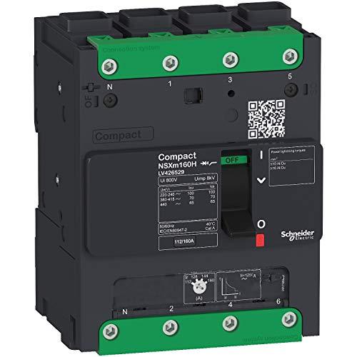 Interruptor NSXm 25kA TM16D 4P/4P Elink marca SCHNEIDER