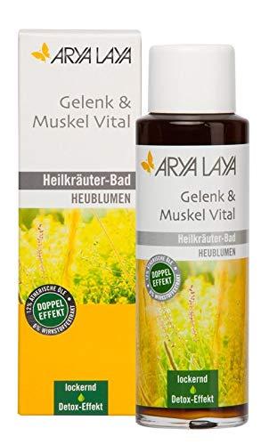 Heilkräuter-Bad - - Gelenk & Muskel Aktiv - Heublumen (200 ml)
