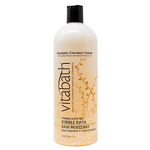 Vitabath HEAVENLY COCONUT CRÈME 33.8 fl oz Bubble Bath