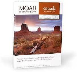 Moab Entrada Rag Indianapolis Mall Bright Product 300gsm x Paper 40 13 Roll