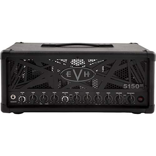 EVH 5150 III 50S Stealth Head Gitarrenverstärkerkopf