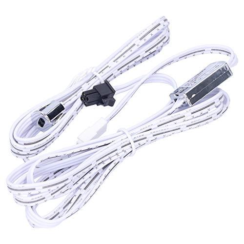 Interruptor de inducción Luces LED para gabinetes Lámparas para guardarropas Sensor del cuerpo humano Sensor de control de la puerta