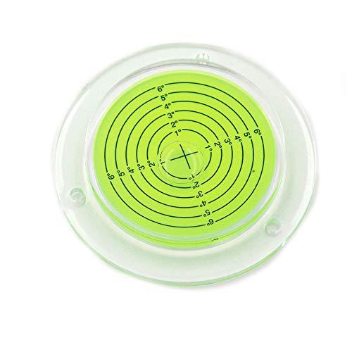 Chiloskit Bullseye Wasserwaage, rund, rund, 100 mm Durchmesser