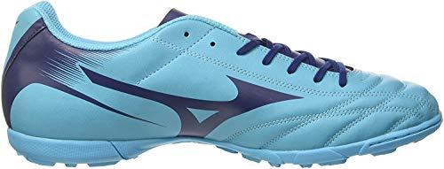Mizuno Monarcida Neo As, Zapatillas de Fútbol Hombre, Multicolor (Aquarius/bluedepths 14), 43 EU