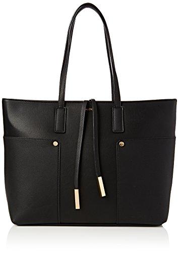 Aldo - Redwoodfalls, Bolsos maletín Mujer, Schwarz (Black), 10x27x41 cm (W x H D)