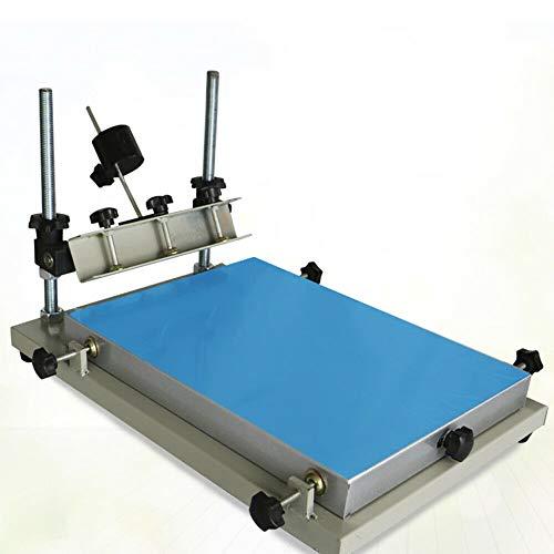 ROMYIX Manual precision solder paste printer 300x240mm PCB stencil printer adjustable
