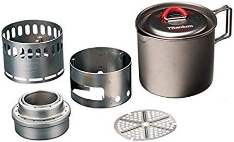 Top 10 Best evernew titanium alcohol stove Reviews