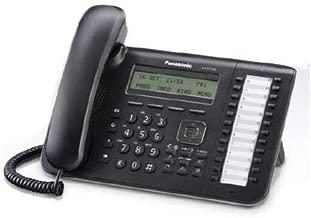 Panasonic KX-NT543 Black 3-Line Backlit LCD IP Phone w/24 Buttons (Renewed)