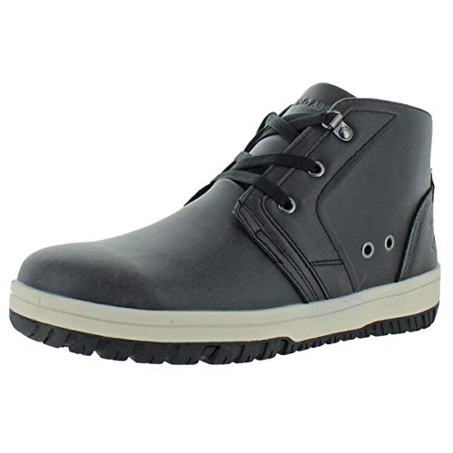 U.S. Polo Assn. Bruno Men's Fashion Chukka Ankle Boots Black Size 11