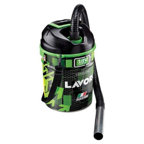 Lavorwash Free Vac 1.0A Aschesauger Batterie 3in 1, schwarz