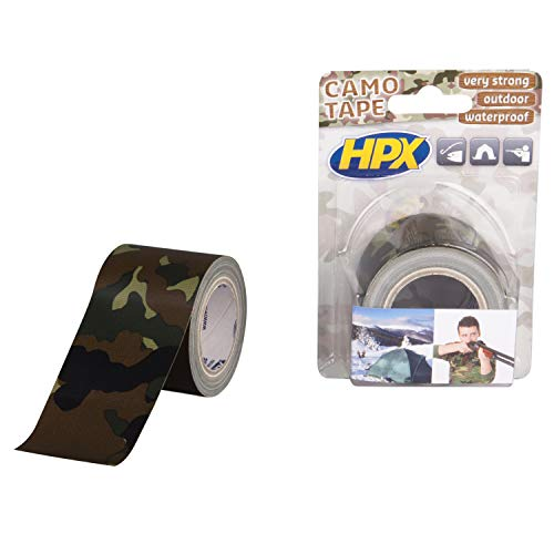 48mm x 5m DupliColor Panzerband camouflage