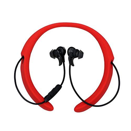 Funda protectora de silicona con auriculares inalámbricos humanizados y funda de silicona para BOSE QuietControl 30