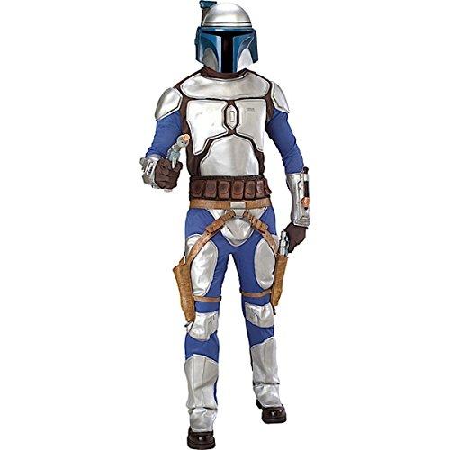 Generique - Jango Fett-Kostüm aus Star Warsfür Herren Einheitsgröße