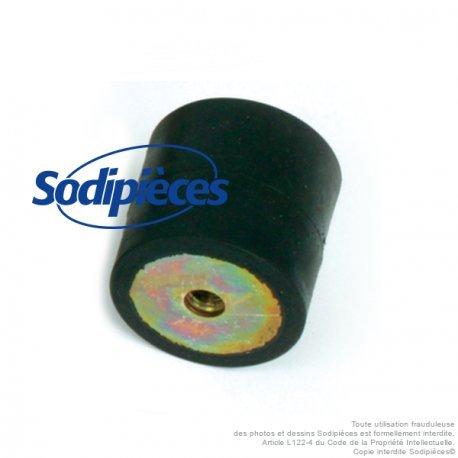 Ratioparts Isolateur de Vibration 30 x 30-m8c