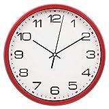 Harryup Large Wall Clock Silent & Non-Ticking -...