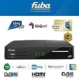 Receptor satélite TIVUSAT para canales Italianos Ode...