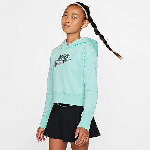 Nike Sportswear Sudaderas, Niñas, Teal Tint, XL
