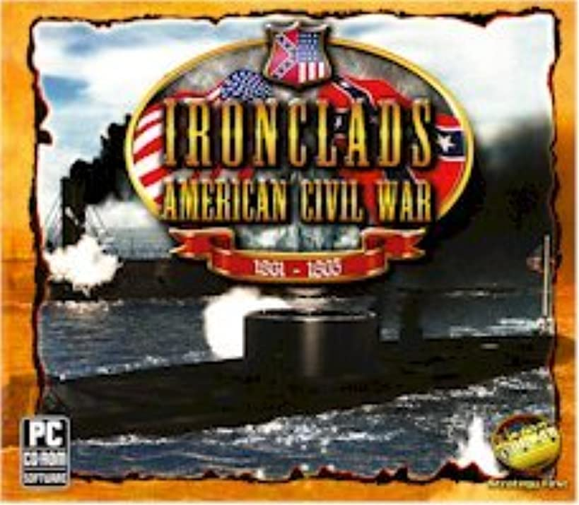 New Strategy First Ironclads American Civil War OS Windows Xp Vista 7 Windows 14 Missions