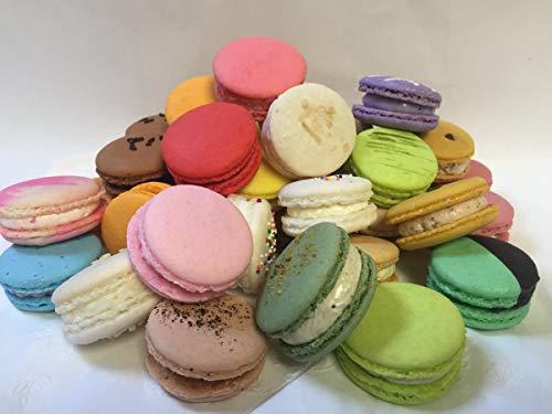 Macarons - Mixed Box of 12