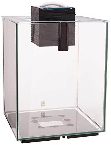 Fluval Chi II Aquarium Set, 5 gal,White,...