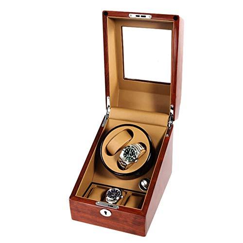 WYFX Enrollador de Reloj automático 2 + 3 Cajas de enrollador de...