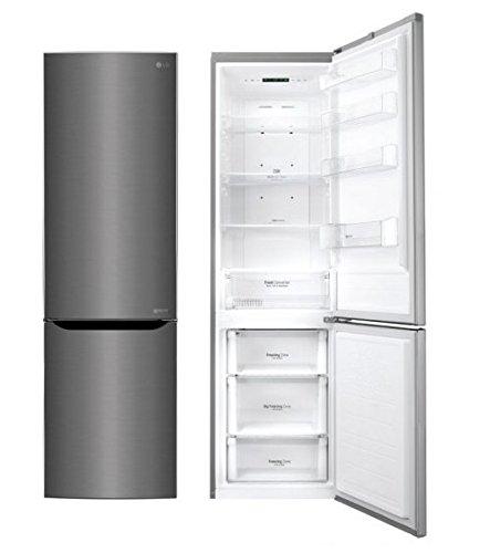 LG GBP20DSCFS nevera y congelador Independiente Acero inoxidable ...