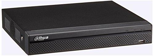 Dahua xvr5104hs grabador de 4Vías pentabride HDCVI/AHD/TVI/analógica/IP, 1080p/720p, H264, Negro
