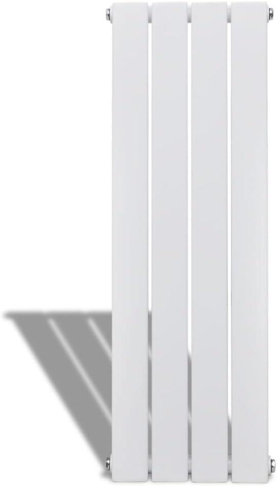 Tidyard Radiateur Panneau Blanc 311mm x 900mm Convient pour Tous Les Types de Syst/ème de Chauffage Central